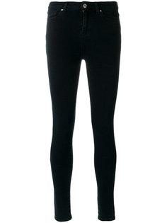 джинсы скинни с завышенной талией  Iro