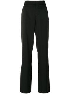 фактурные брюки  Loewe
