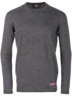 классический свитер Fendi