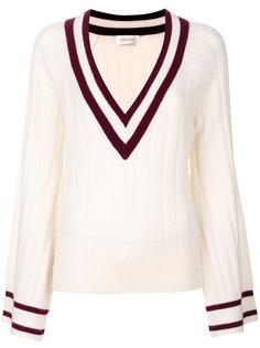 свитер с V-образным вырезом Zimmermann