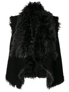 пальто с драпировкой  Ash