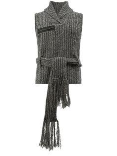 ребристый свитер без рукавов Craig Green