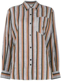 рубашка Omaha в полоску Isabel Marant Étoile