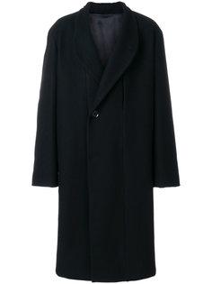 пальто мешковатого кроя Lemaire