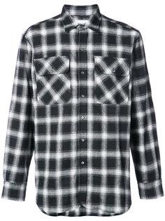 рубашка в клетку Ovadia & Sons