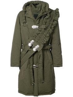 пальто с крупными застежками Craig Green
