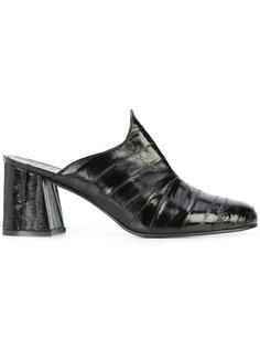 мюли на массивном каблуке Trademark