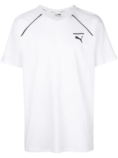 футболка с принтом логотипа Puma