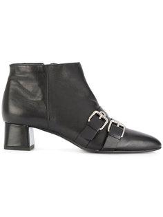 ботинки с пряжками Fratelli Rossetti
