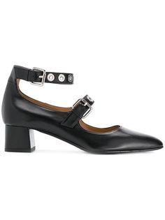 туфли-лодочки с заклепками Fratelli Rossetti