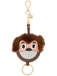 брелок в форме обезьяны Miu Miu
