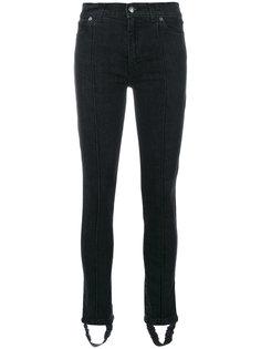 узкие джинсы со строчкой Magda Butrym