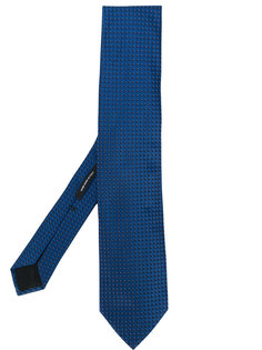 галстук с узором Boss Hugo Boss