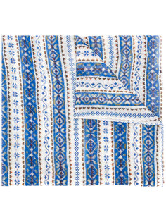 шарф с орнаментом Stella McCartney