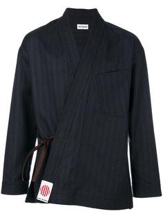 жакет-кимоно в полоску Umit Benan