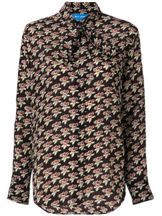 рубашка с завязкой на воротнике Twigs Mih Jeans