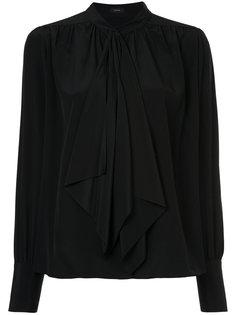 блузка с бантом  Joseph