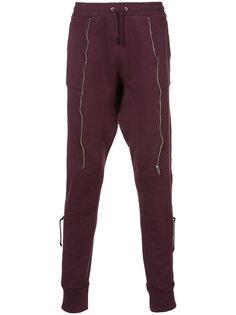 спортивные брюки Undercover