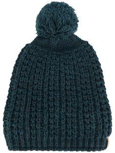 трикотажная шапка-бини с помпоном Norton