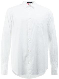 рубашка в полоску Undercover