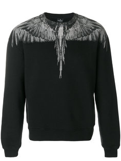 толстовка  Anne Marcelo Burlon County Of Milan