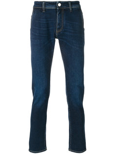 джинсы кроя слим Barba