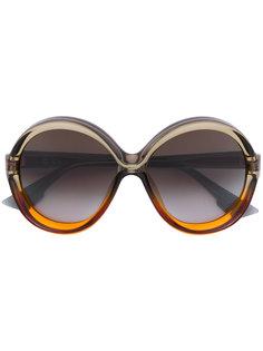 солнцезащитные очки Bianca Dior Eyewear