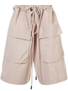 шорты с эластичным поясом Osklen