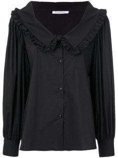 блузка шифт с оборкой  Vivetta