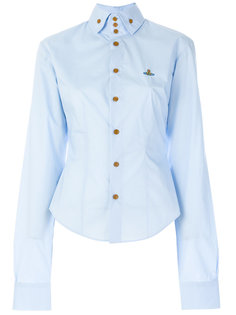 приталенная рубашка  Vivienne Westwood Anglomania