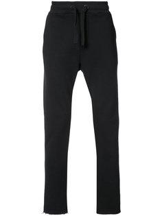 флисовые спортивные брюки Osklen