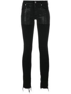 вощеные джинсы слим  Alyx