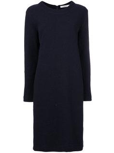 фактурное платье  Julien David