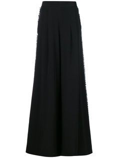 классические брюки-палаццо Maria Lucia Hohan