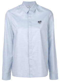 рубашка с тигром  Kenzo
