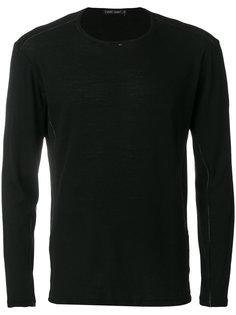 свитер с круглым вырезом Transit