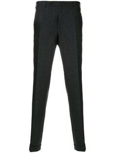 брюки строгого кроя Canali