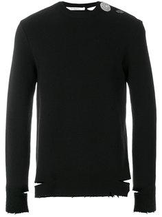 классический трикотажный свитер Givenchy