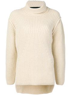 свитер с отворотом  Isabel Benenato