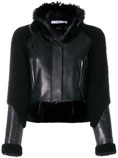приталенная байкерская куртка Givenchy