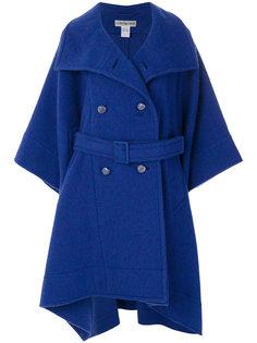 пальто с поясом  Issey Miyake Men