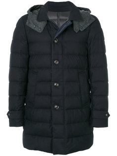 пуховое пальто Nicloux Moncler