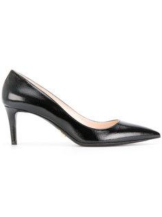 туфли-лодочки с заостренным носком Prada