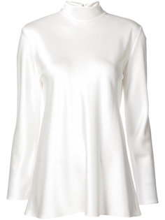 блузка с отворотной горловиной  Peter Cohen
