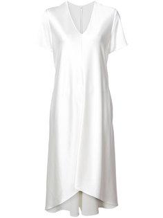 платье с неравномерным подолом Peter Cohen