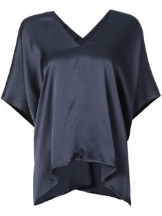 v-neck blouse  Nili Lotan