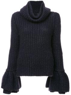 свитер с высоким горлом Brandon Maxwell