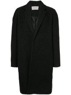однобортное пальто Strateas Carlucci