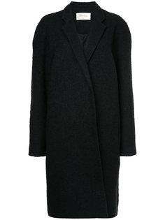 пальто мешковатого кроя Strateas Carlucci