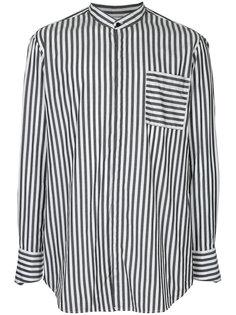 полосатая рубашка Strateas Carlucci